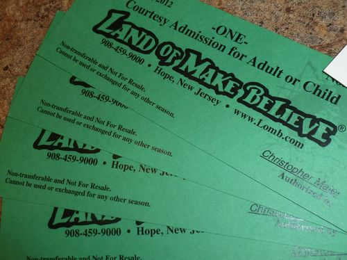 Land of make believe discount coupons
