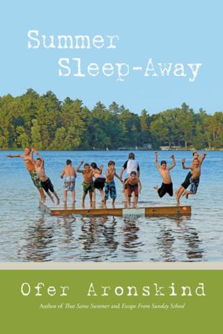 Summer-sleep-away - Cover