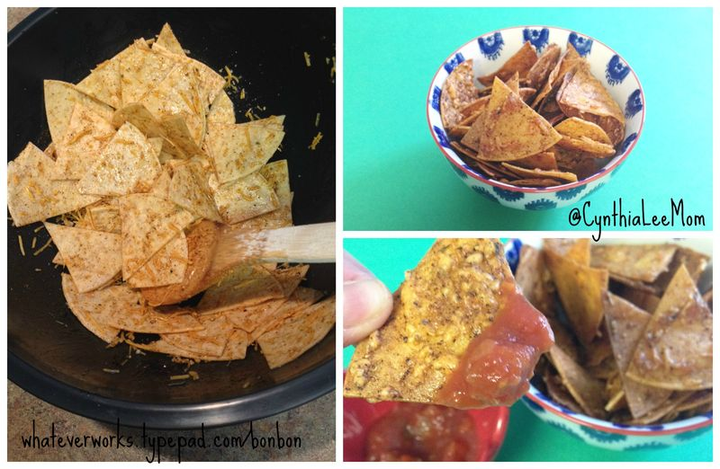 Chip Collage