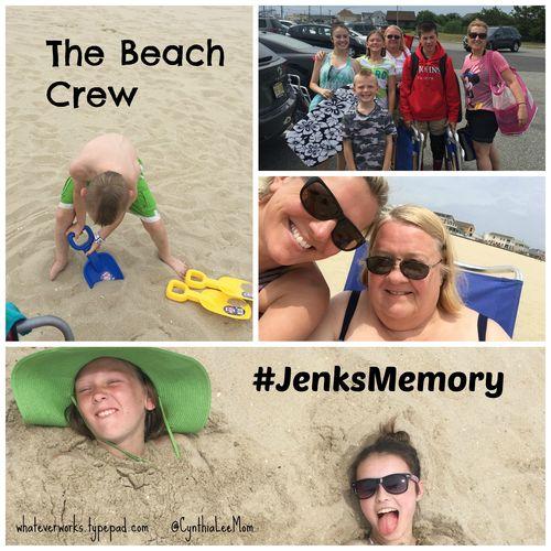 Jenks Beach Crew
