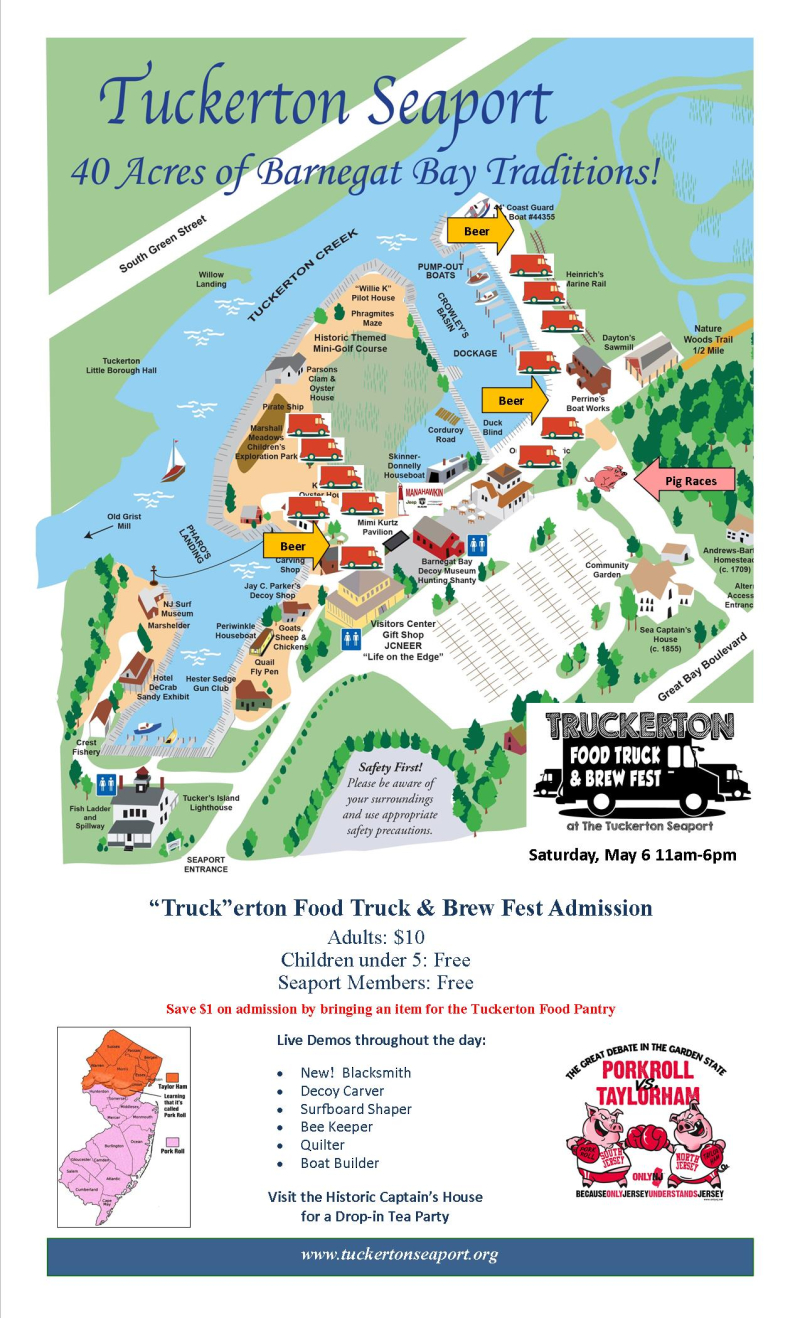 Food Truck Map April 2017 v4 Page 1