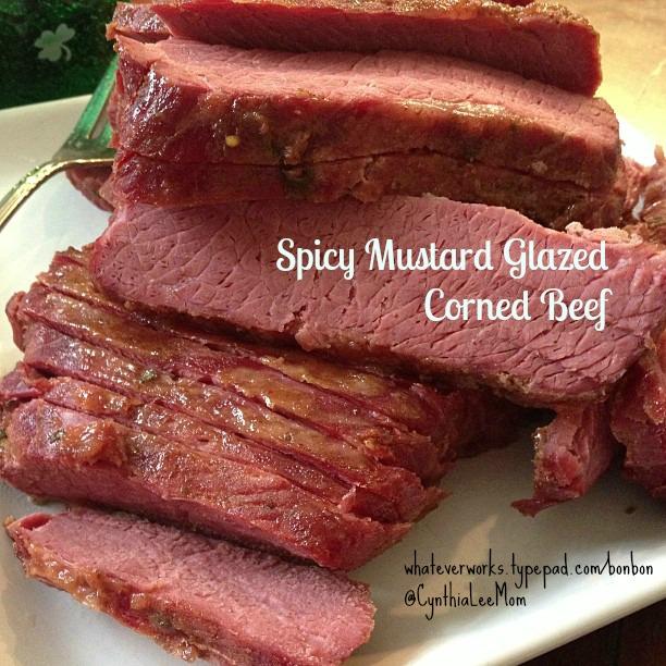 Mustard corned beef