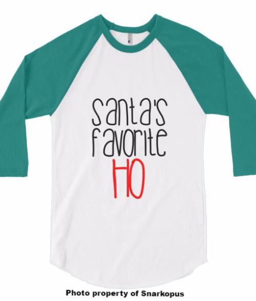 Santas favorite ho